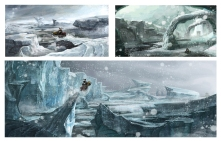 Artic Color Comps