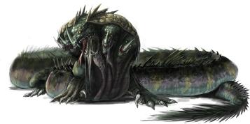 Behemoth Naga