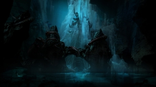 Kraken cave moodier