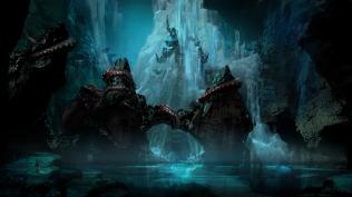 Kraken cave