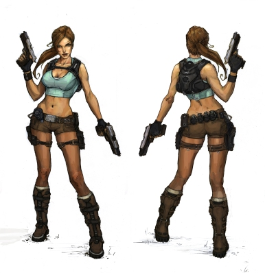 Lara Front & Back - color 2
