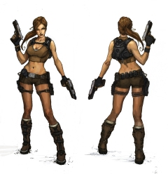 Lara Front & Back - color 3