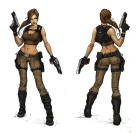 Lara Front & Back - pants color 10