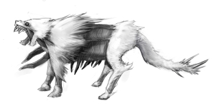 Mutated Arctic Fox