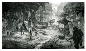 Poacher Camp