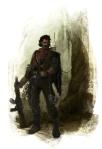 Poacher Paint Sketch 1