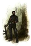 Poacher Paint Sketch 10