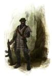 Poacher Paint Sketch 11