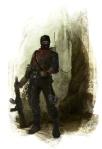 Poacher Paint Sketch 3