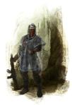 Poacher Paint Sketch 5