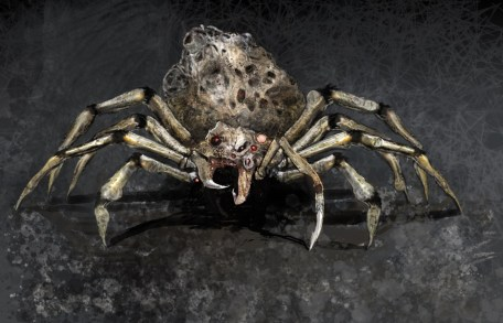 TR8_Giant spider