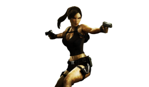 Tomb Raider Underworld 5 HD themes evollution