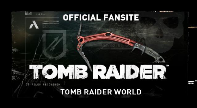 Tomb Raider World TR
