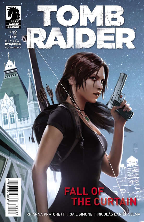 Tomb Raider #12 - Fall Of The Curtain