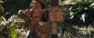 Tomb Raider T2, focus screen